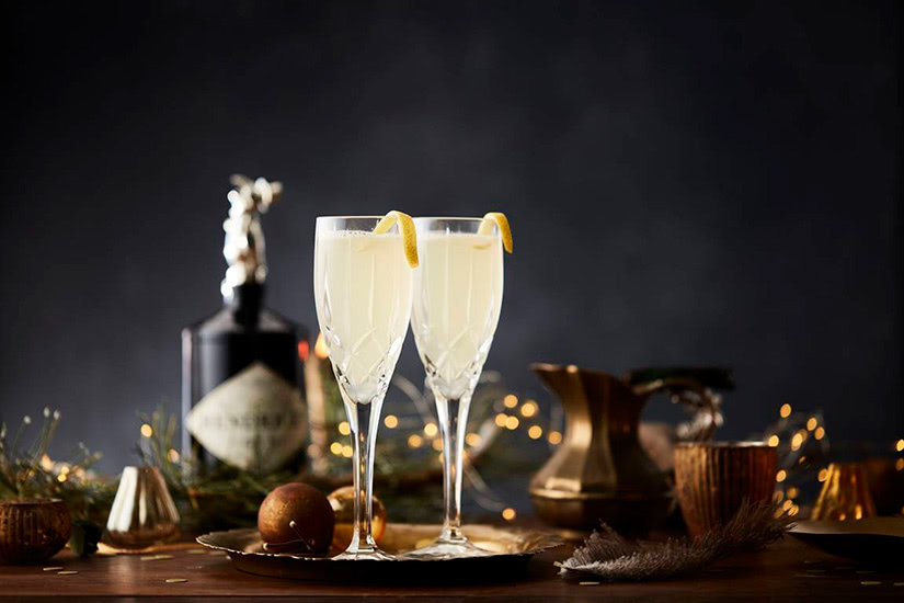 best cocktails recipe french 75 - Luxe Digital