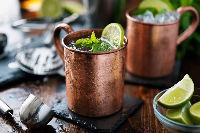best cocktails recipe gin gin mule - Luxe Digital