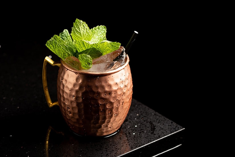 best cocktails recipe moscow mule - Luxe Digital