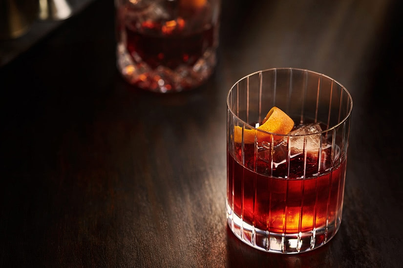 best cocktails recipe negroni - Luxe Digital