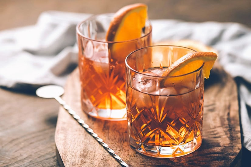 best cocktails recipe old fashioned - Luxe Digital