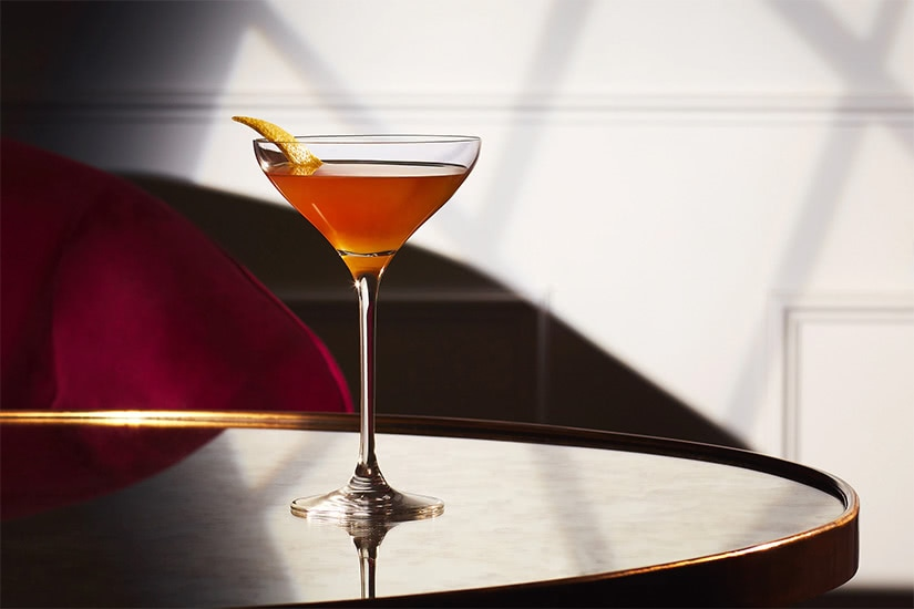 best cocktails recipe sidecar - Luxe Digital