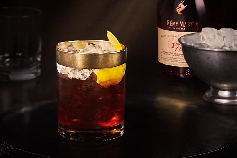 best cocktails recipe vieux carre - Luxe Digital