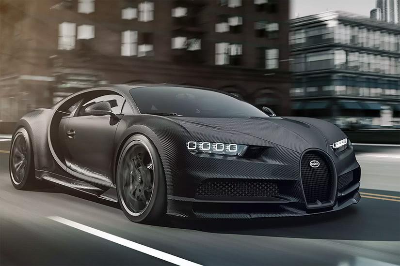 bugatti chiron noire price reviews - Luxe Digital