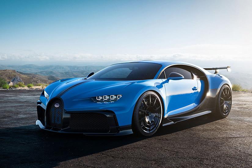 bugatti chiron price reviews - Luxe Digital