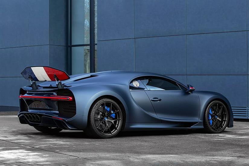 bugatti chiron sport 110 ans price reviews - Luxe Digital