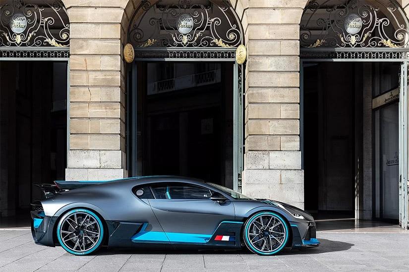 bugatti divo price reviews - Luxe Digital