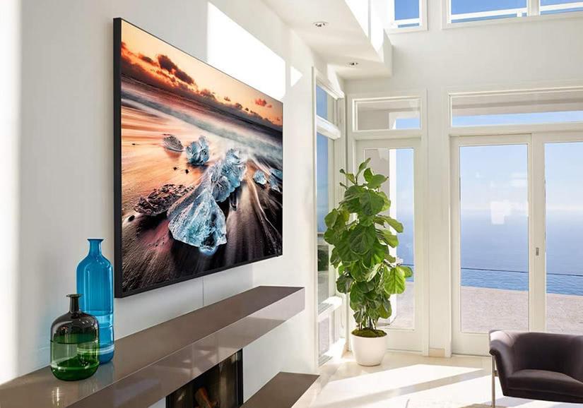 best high-end tvs design - Luxe Digital