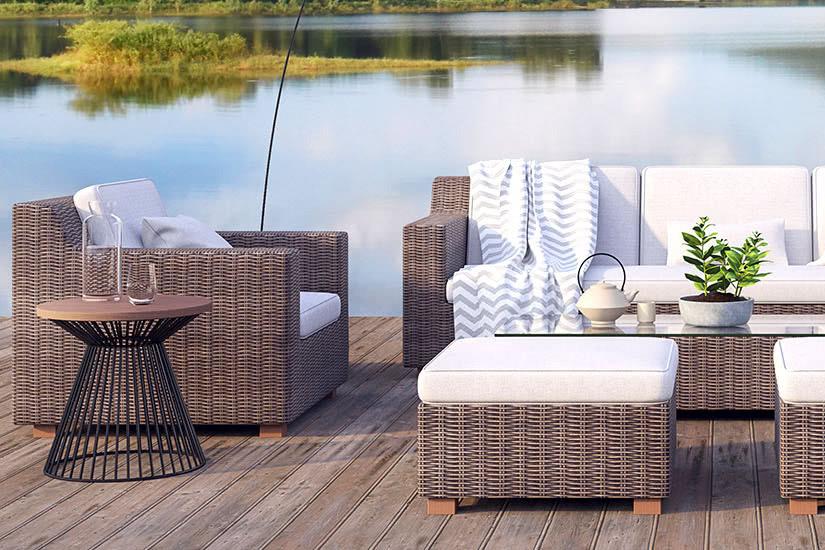 best online furniture stores luxury aosom - Luxe Digital