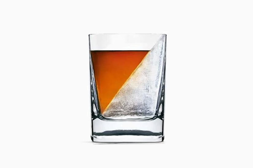 best whisky glass corkcicle wedge - Luxe Digital
