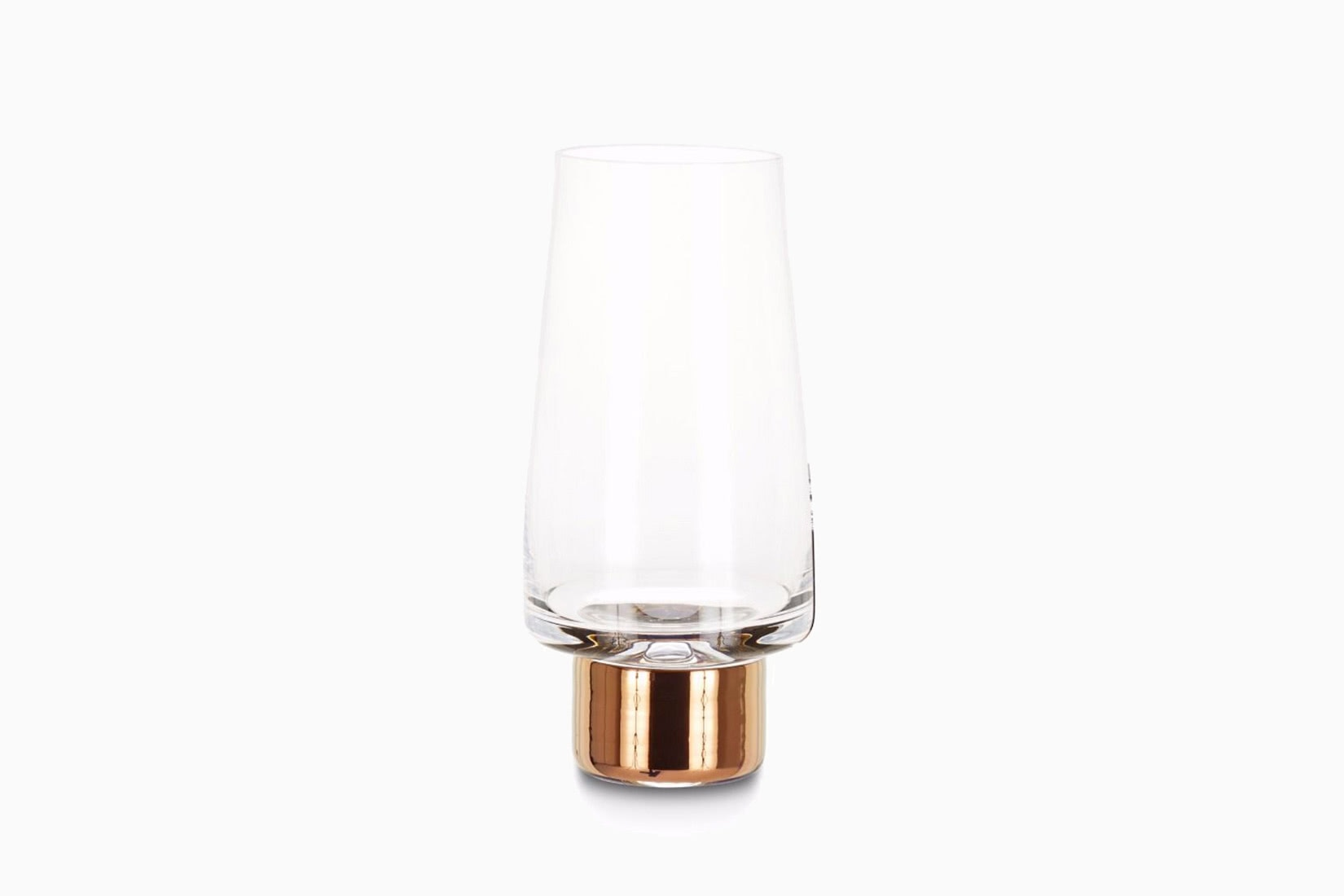 best whisky glass tom dixon tank high ball - Luxe Digital