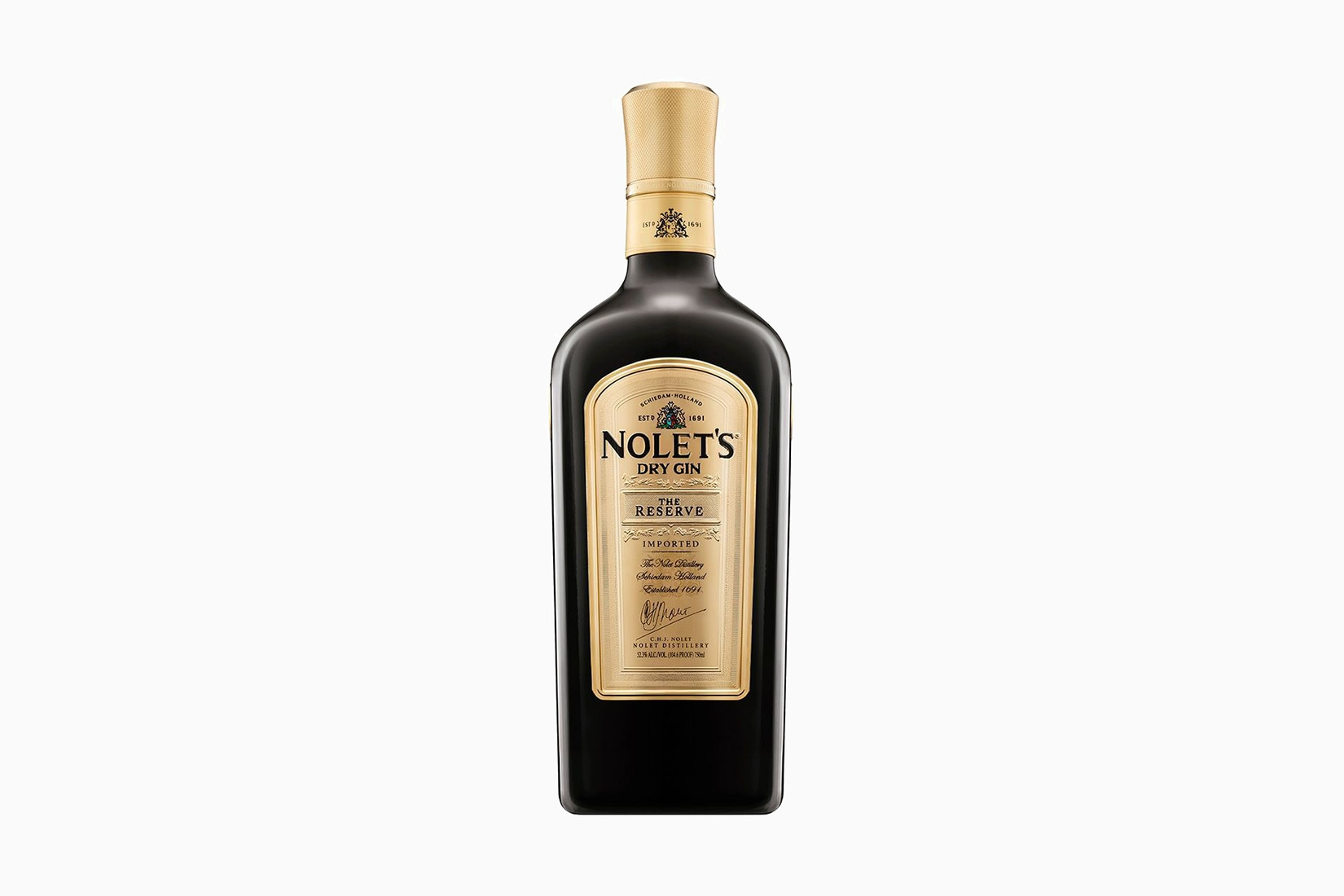 best gin brands most expensive nolet's - Luxe Digital