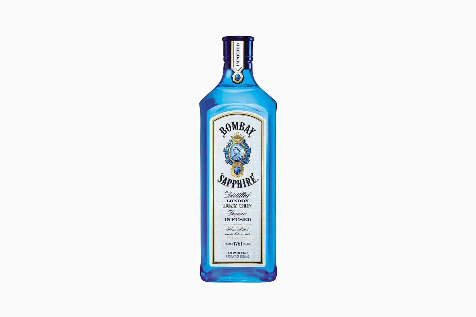 best gin brands value bombay sapphire - Luxe Digital