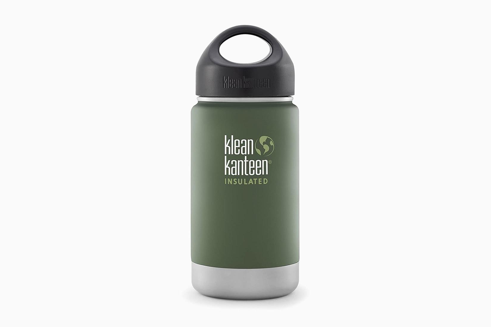 best water bottles insulated klean kanteen - Luxe Digital