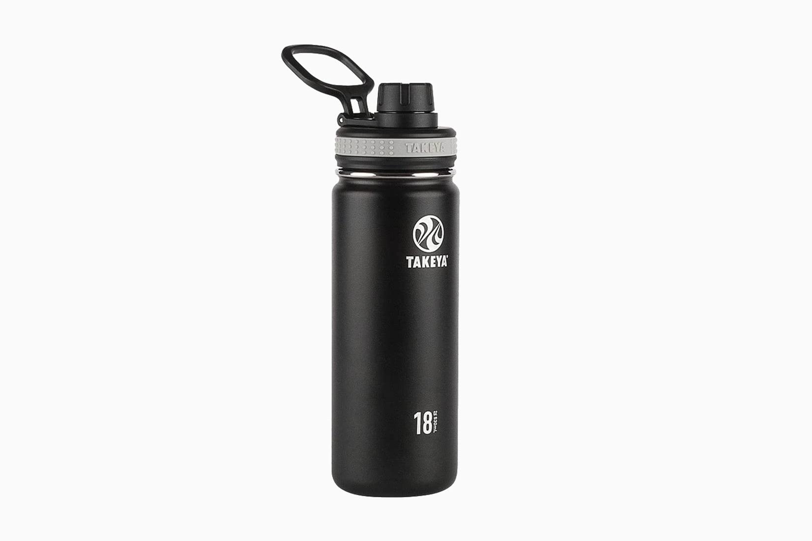 best water bottles stainless steel takeya originals - Luxe Digital