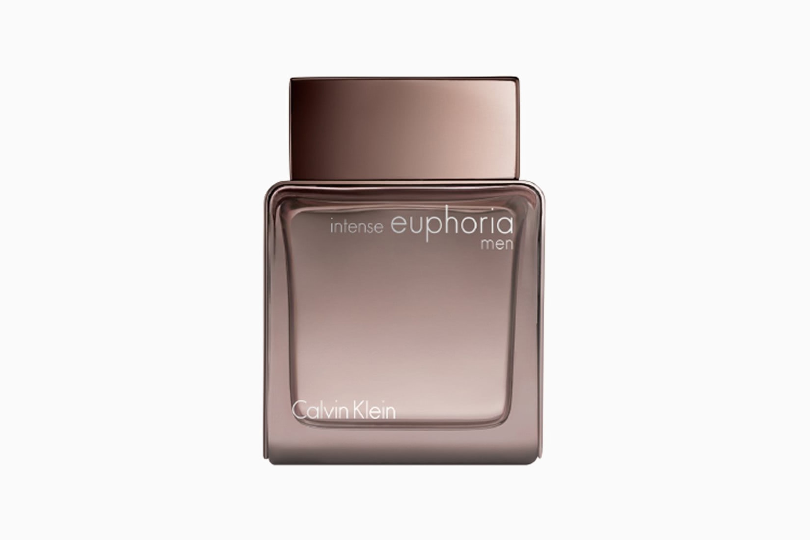 best men cologne calvin klein intense euphoria - Luxe Digital