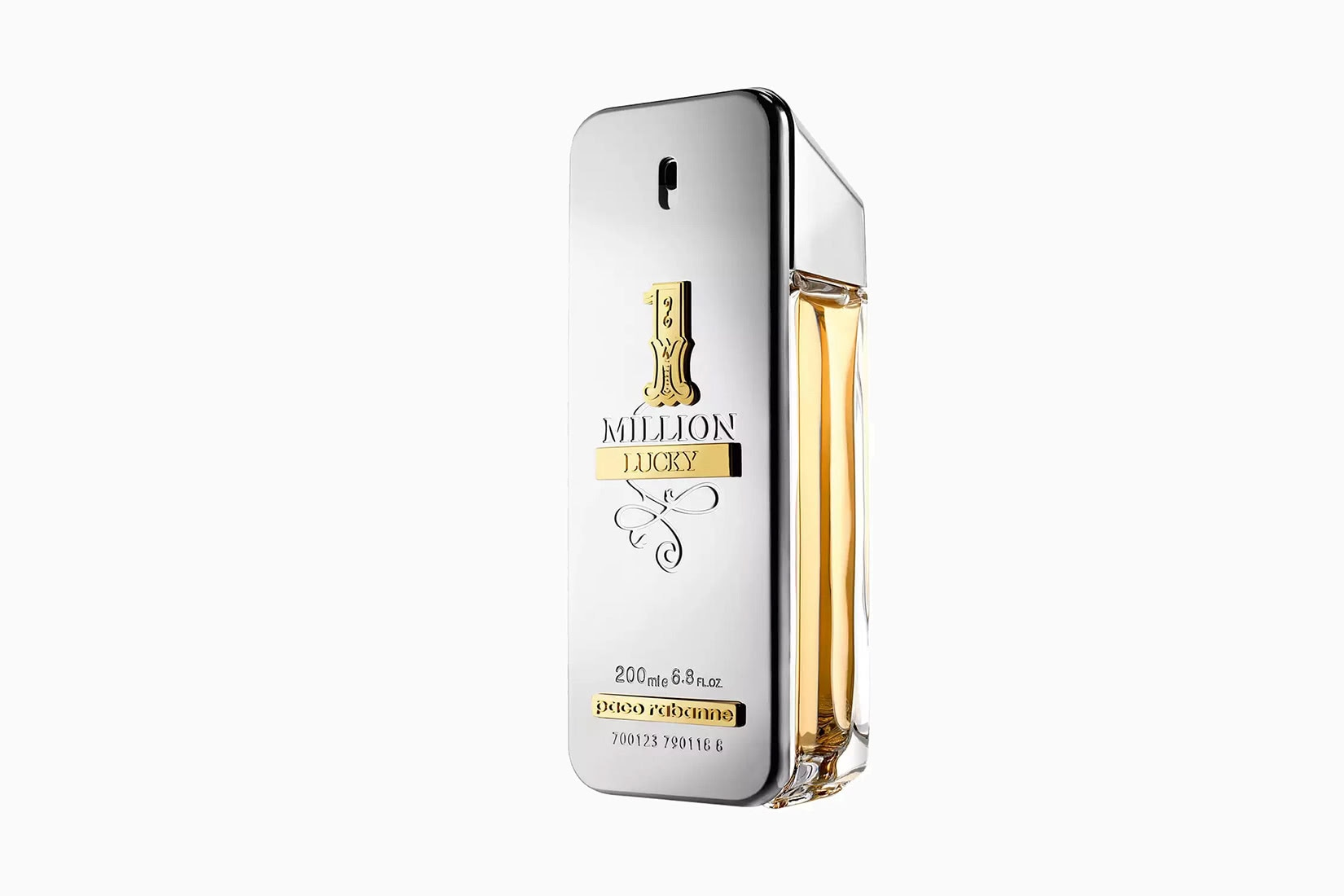 best men cologne paco rabanne 1 million lucky - Luxe Digital