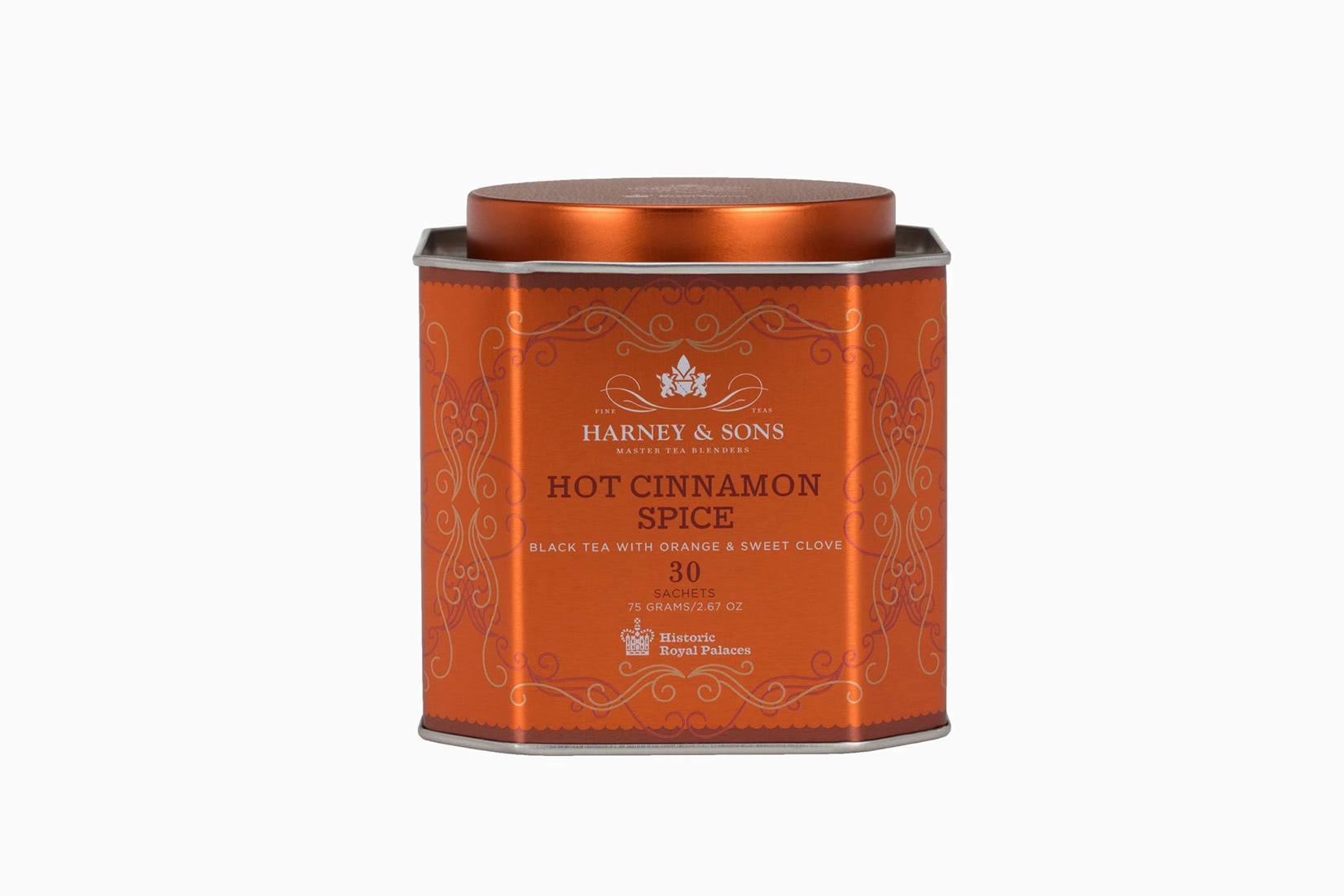 best tea brands black harney & sons - Luxe Digital