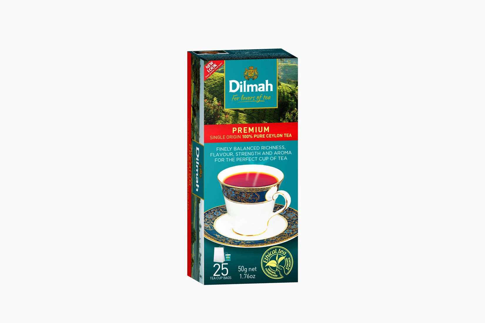 best tea brands dilmah premium ceylon - Luxe Digital