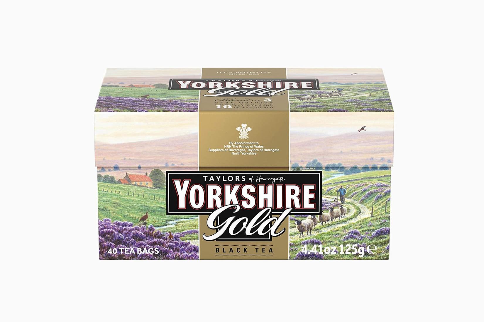 best tea brands english breakfast yorkshire - Luxe Digital