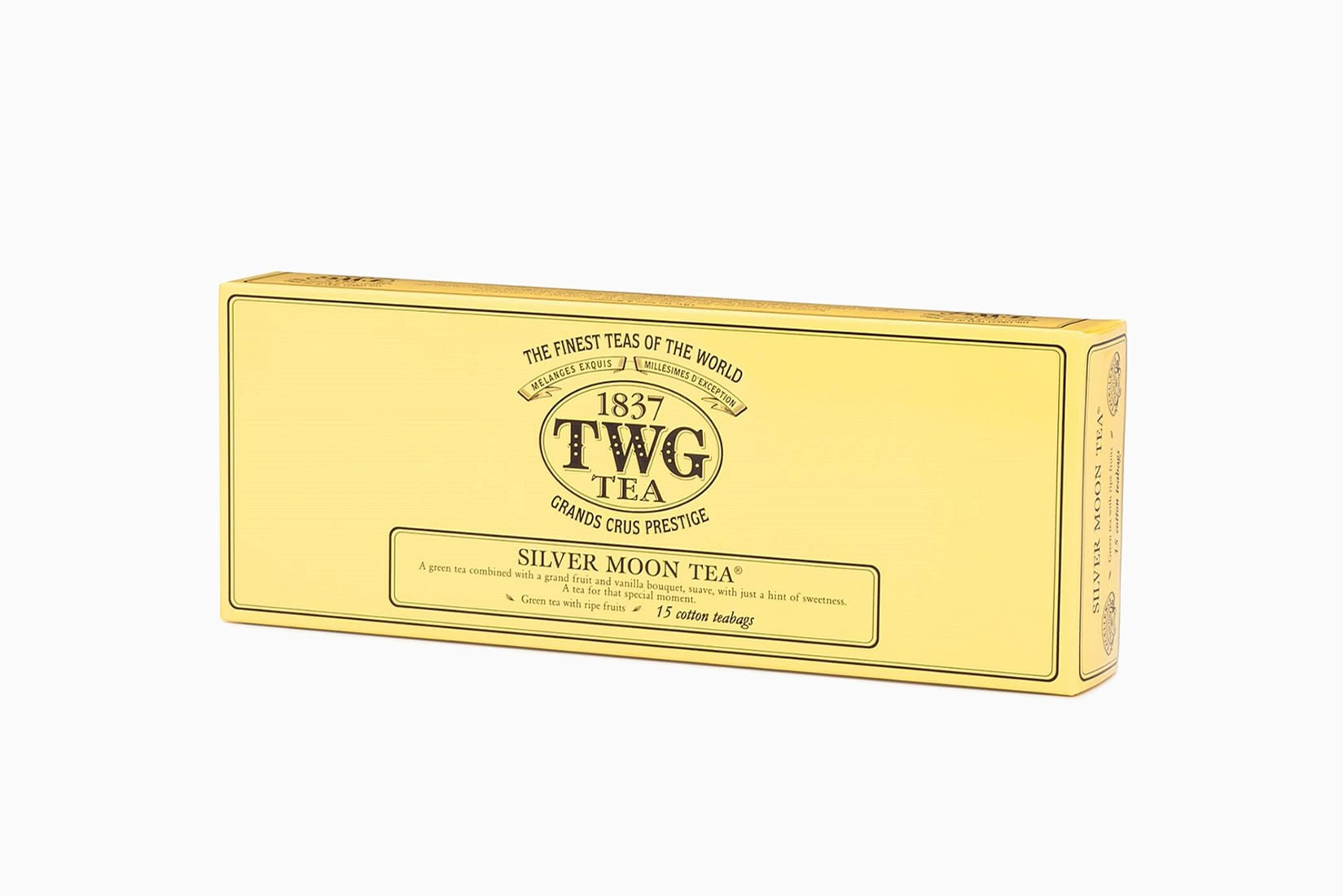 best tea brands luxury twg silver moon - Luxe Digital