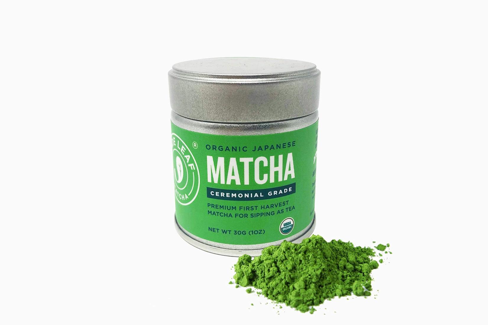 best tea brands matcha jade leaf organic - Luxe Digital
