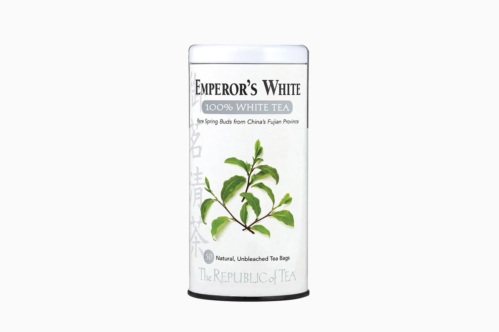 best tea brands white emperor - Luxe Digital