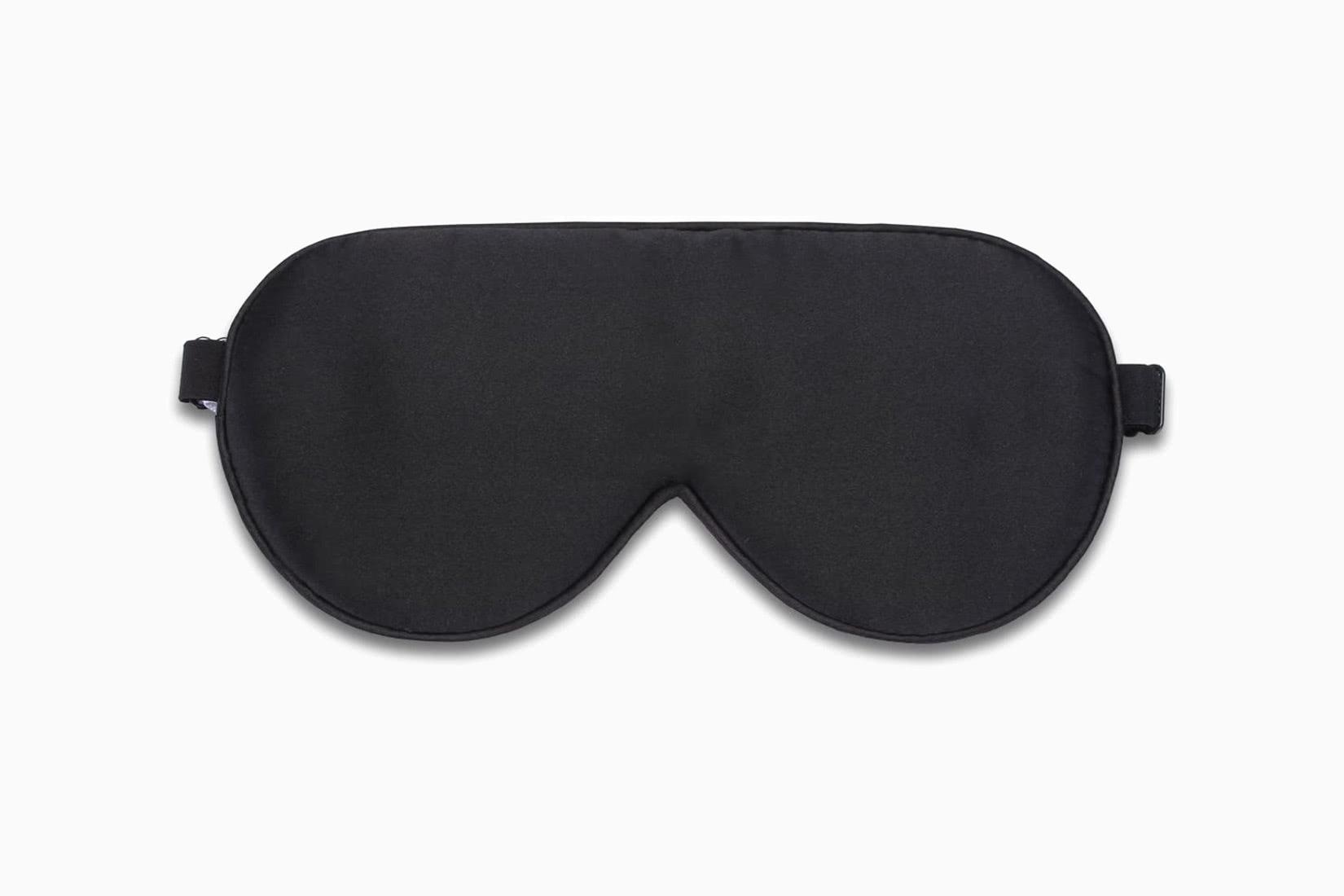 best sleep mask alaska bear silk - Luxe Digital