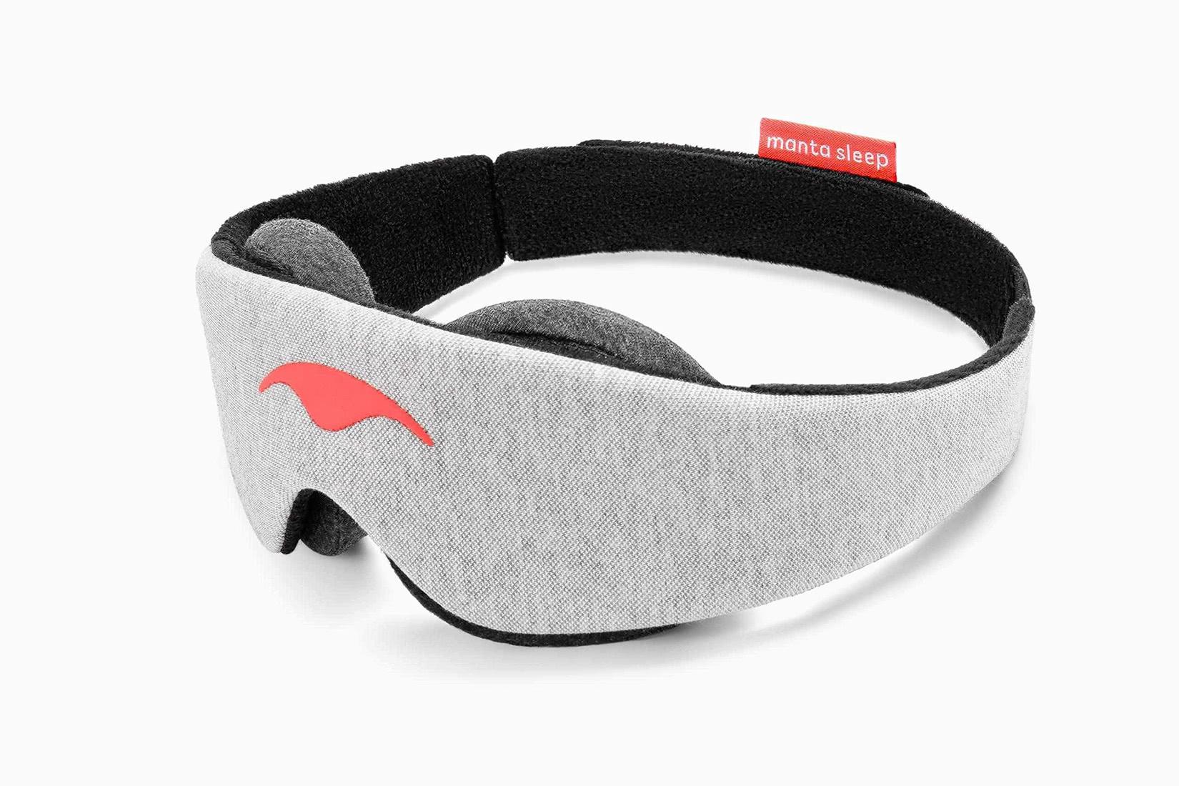 best sleep mask manta - Luxe Digital