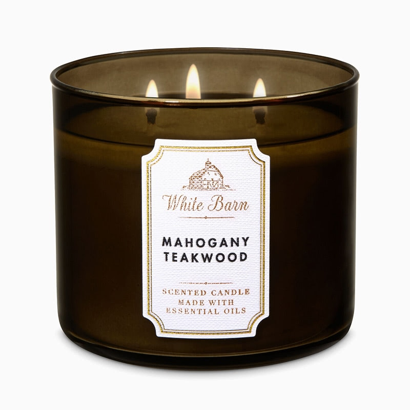 best scented candles bath body works home fragrance - Luxe Digital