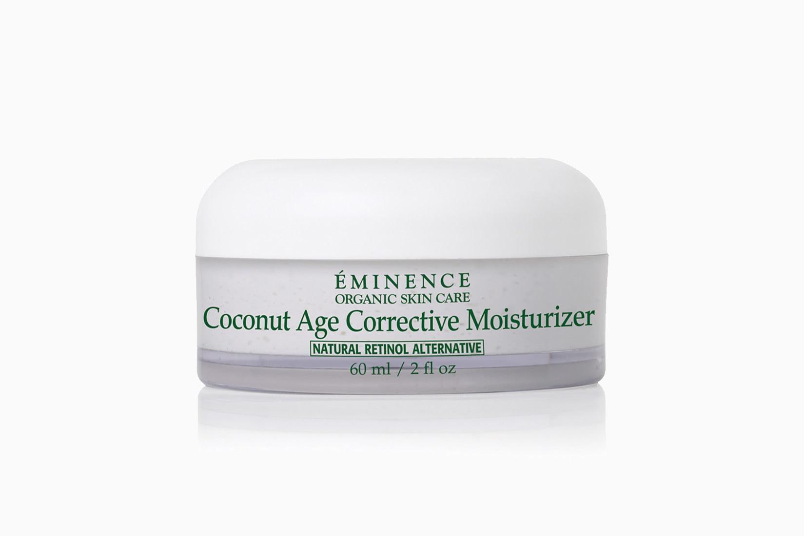 best natural organic beauty skincare eminence organics coconut moisturiser - Luxe Digital