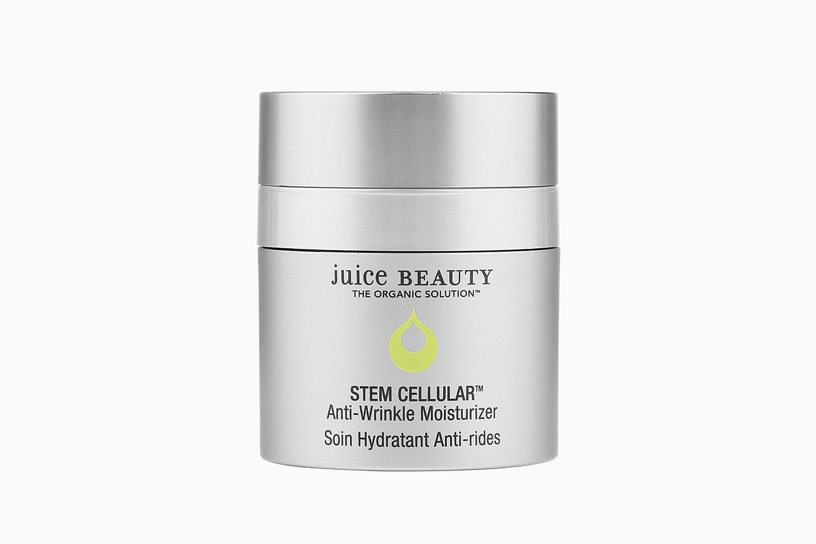best natural organic beauty skincare juice beauty anti-wrinkle moisturiser - Luxe Digital