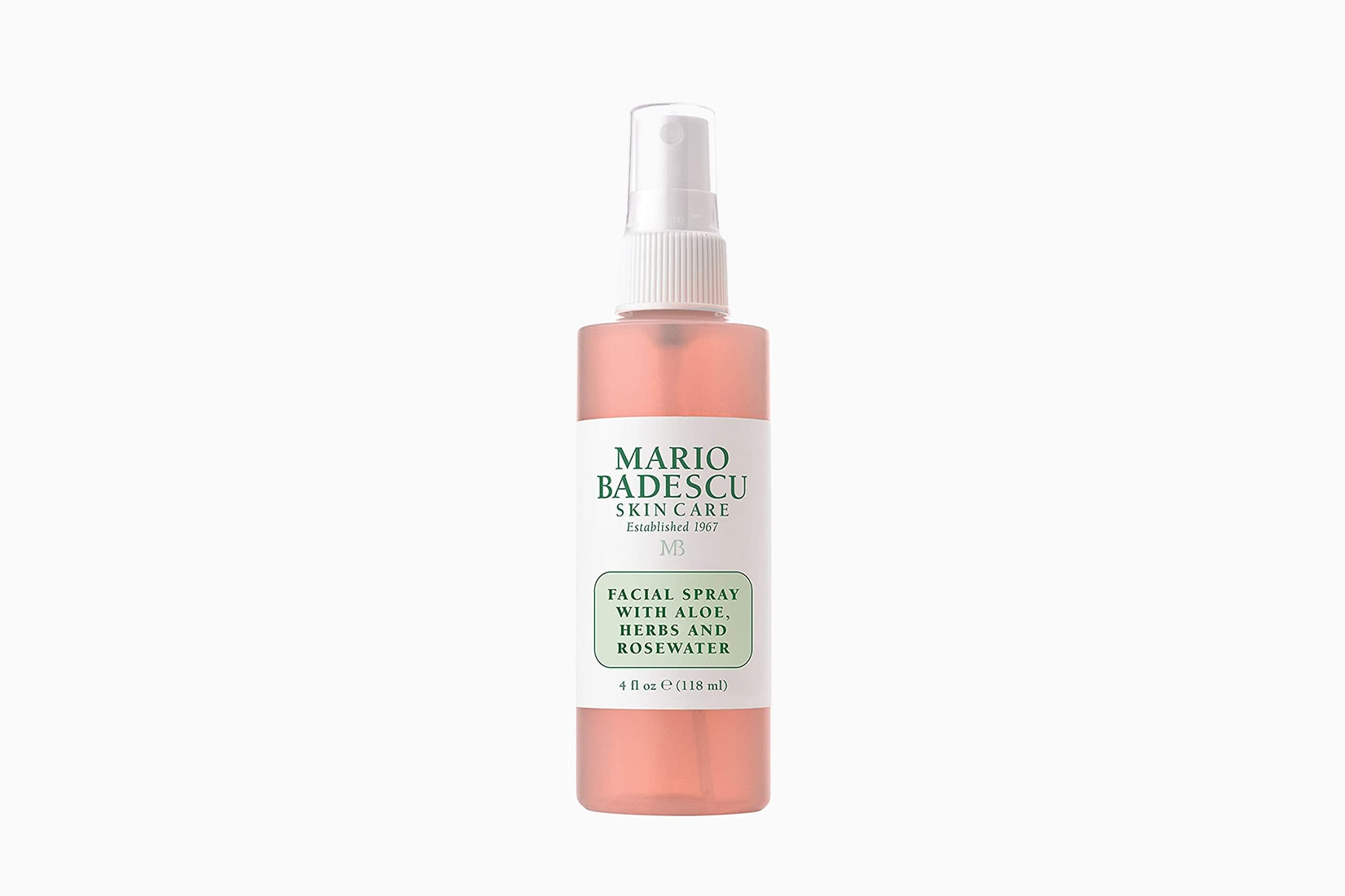 best natural organic beauty skincare mario badescu facial spray - Luxe Digital