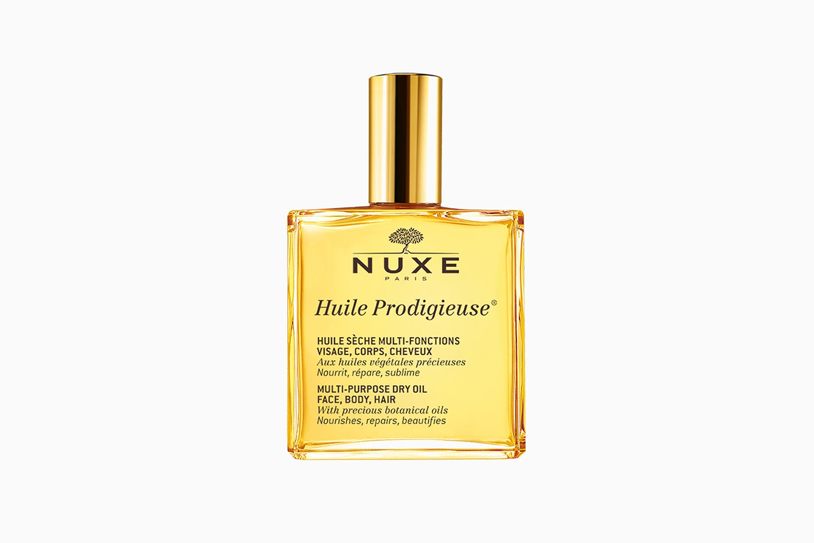best natural organic beauty skincare nuxe huile prodigieuse - Luxe Digital