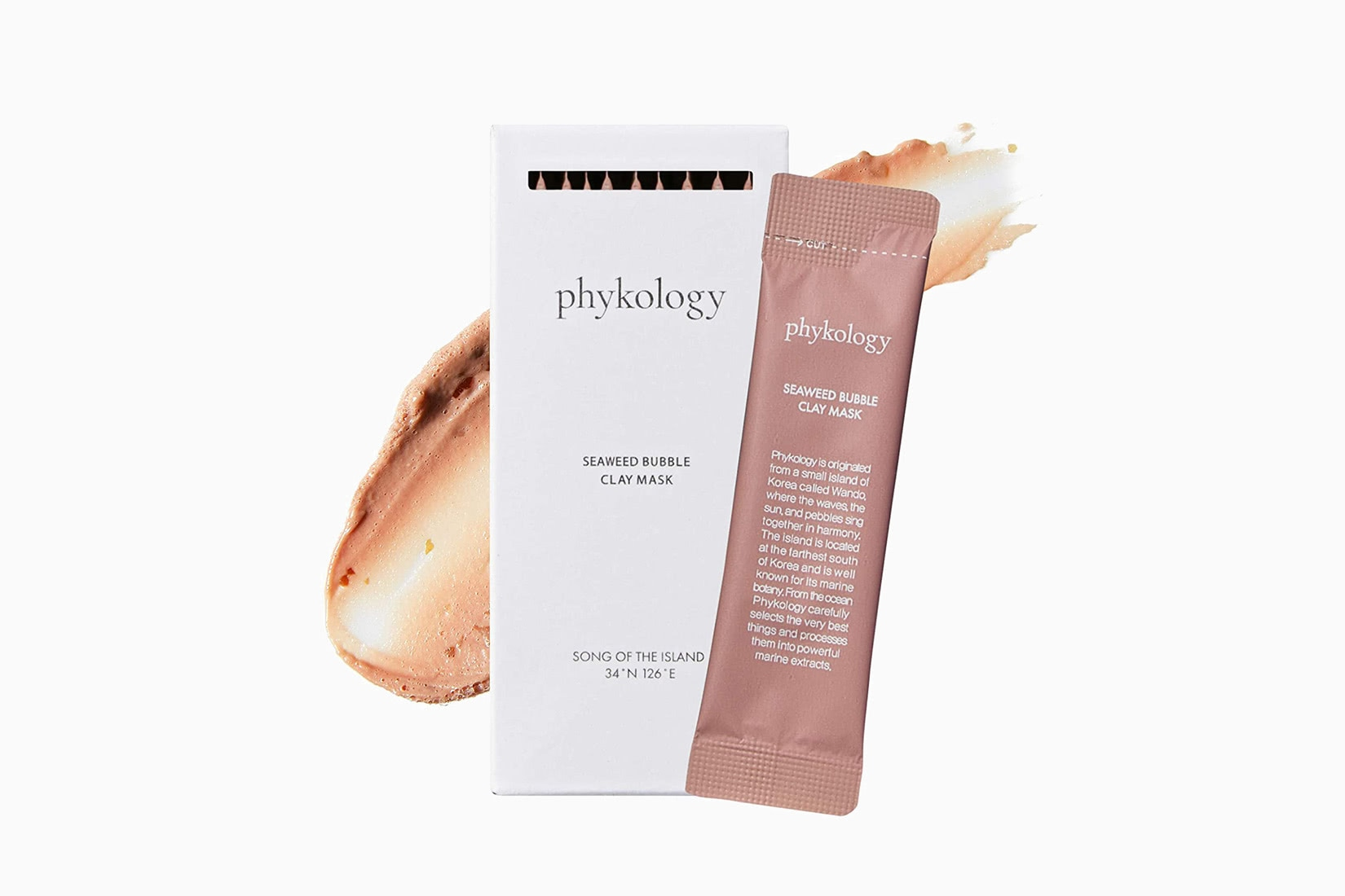 best natural organic beauty skincare phykology seaweed mask - Luxe Digital