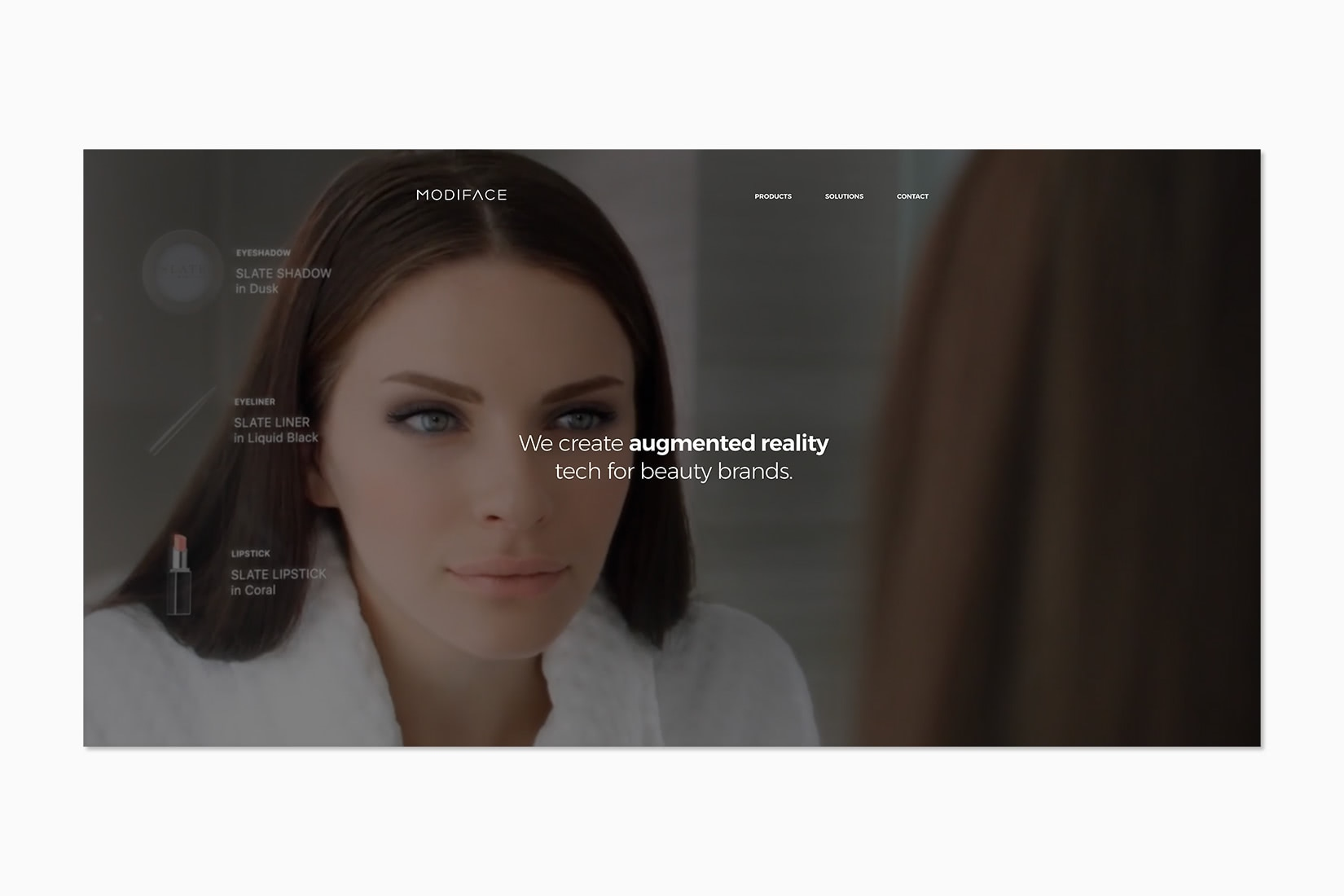 online luxury beauty retail l'oreal modiface augmented reality - Luxe Digital