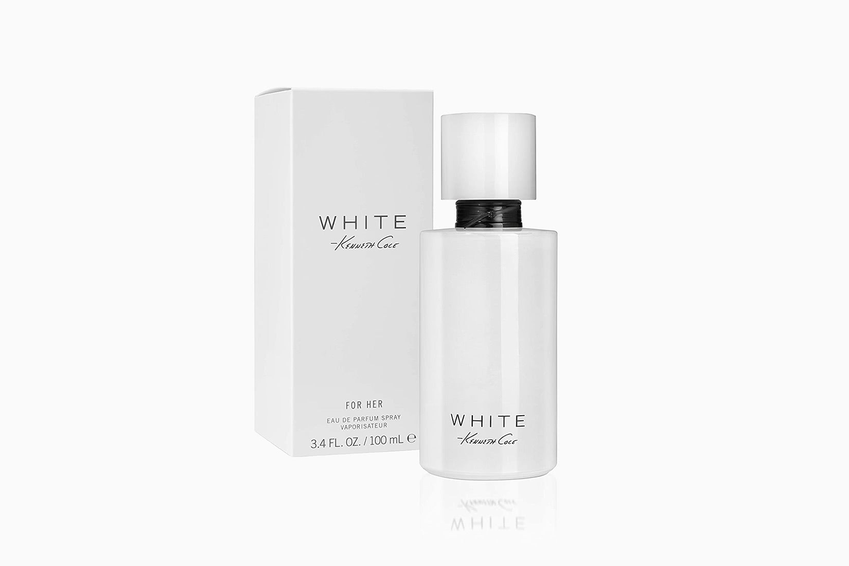 best women perfume Kenneth Cole White for Her - Luxe Digital