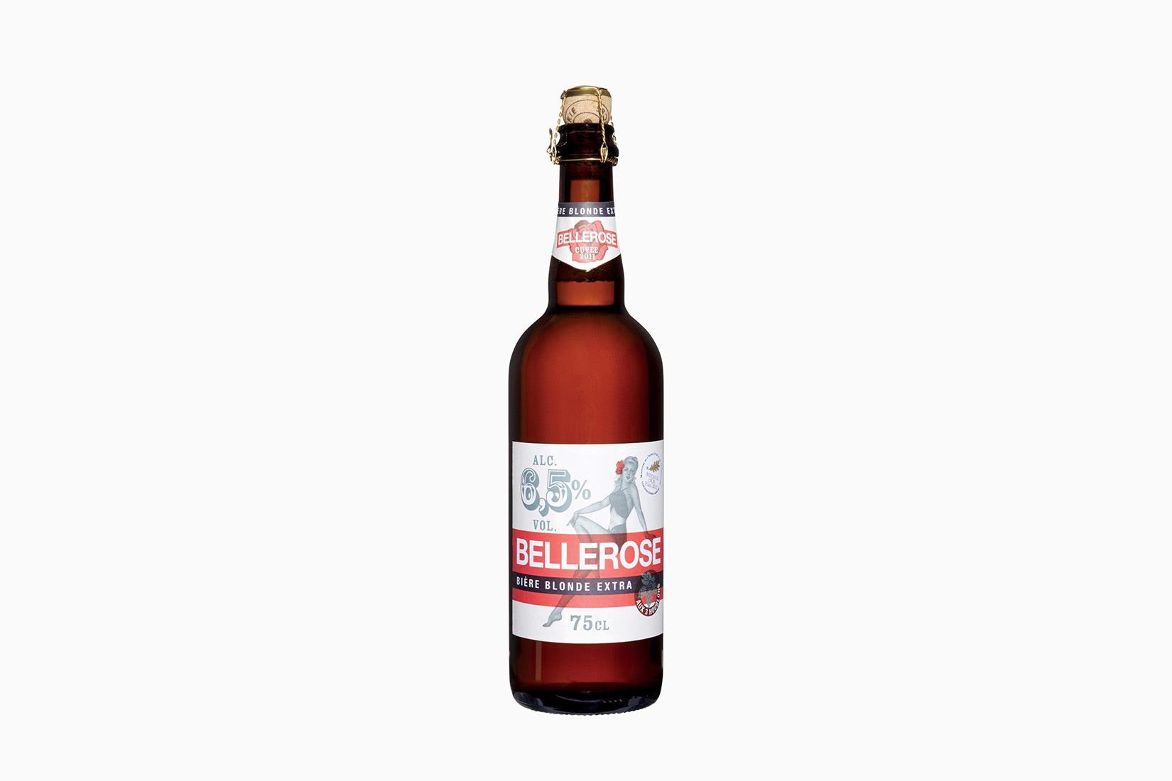 best beer brands bellerose biere blonde - Luxe Digital
