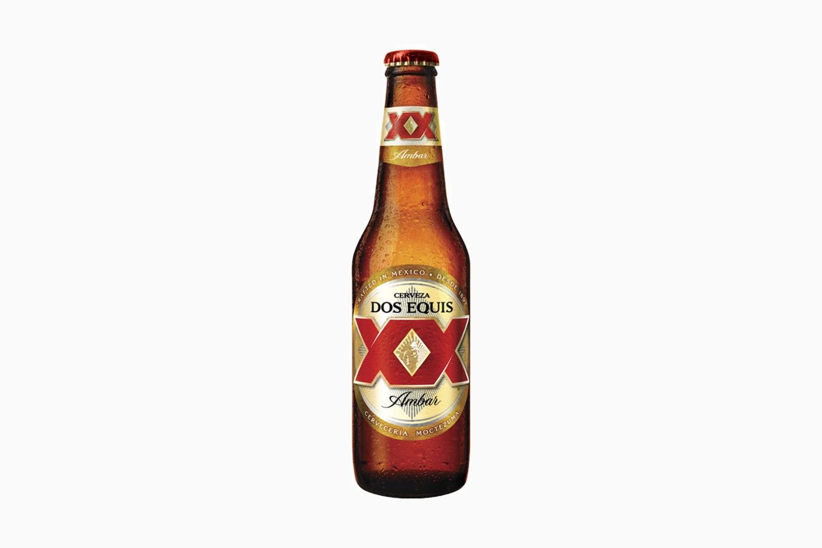 best beer brands dos equis ambar - Luxe Digital