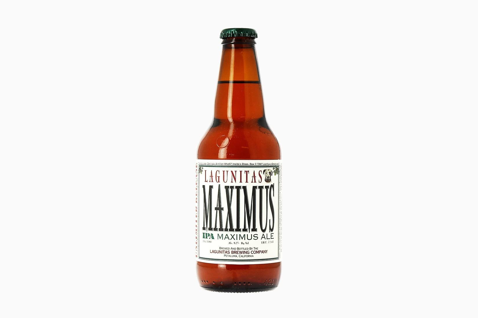 best beer brands lagunitas maximus ipa - Luxe Digital