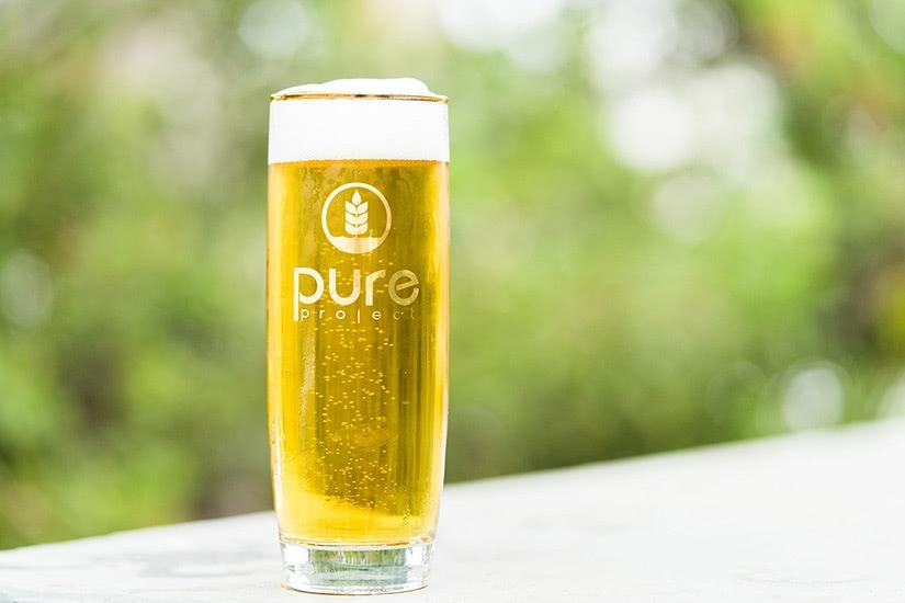 best beer brands pure brewery rain - Luxe Digital