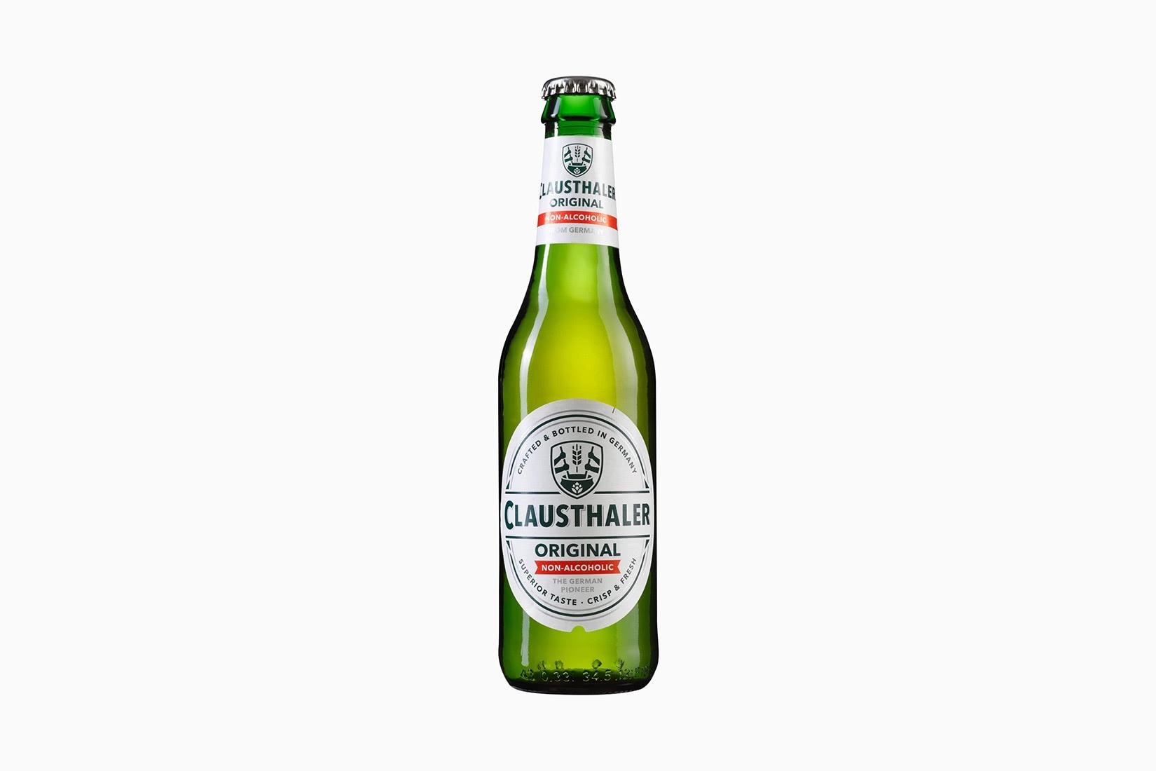 best beer brands clausthaler original non-alcoholic - Luxe Digital
