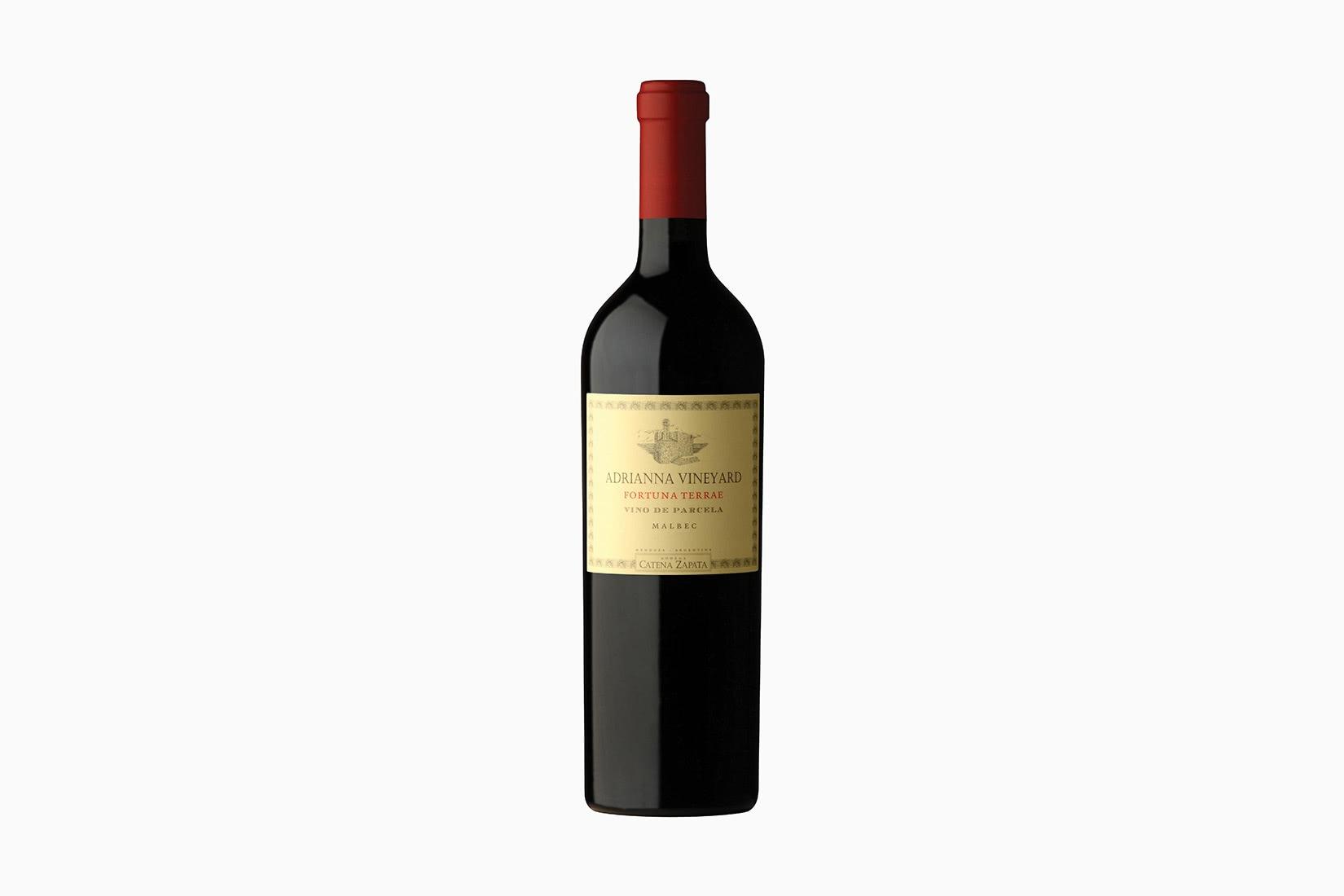 best wine adrianna vineyard - Luxe Digital