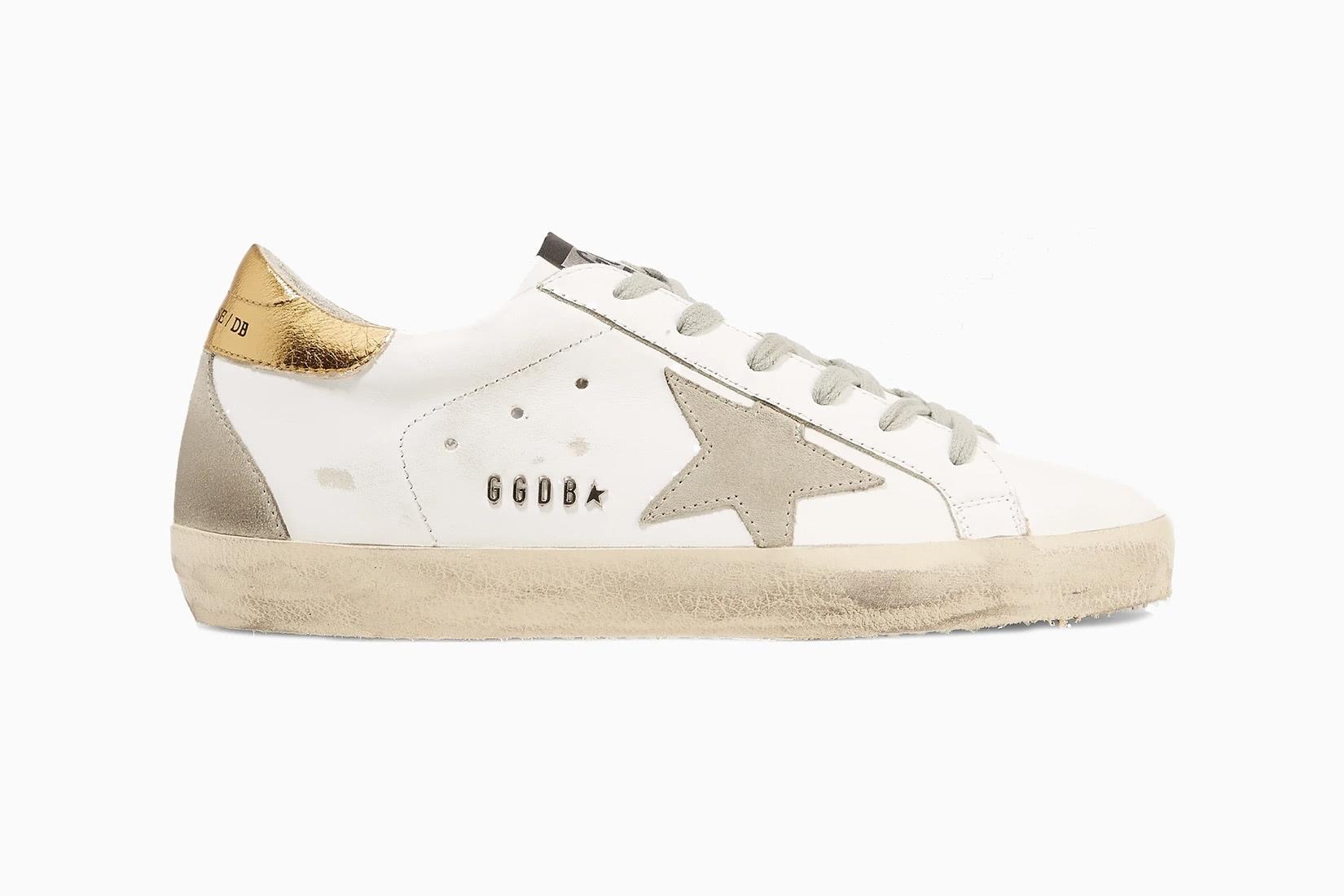 best women walking shoes golden goose superstar sneakers - Luxe Digital