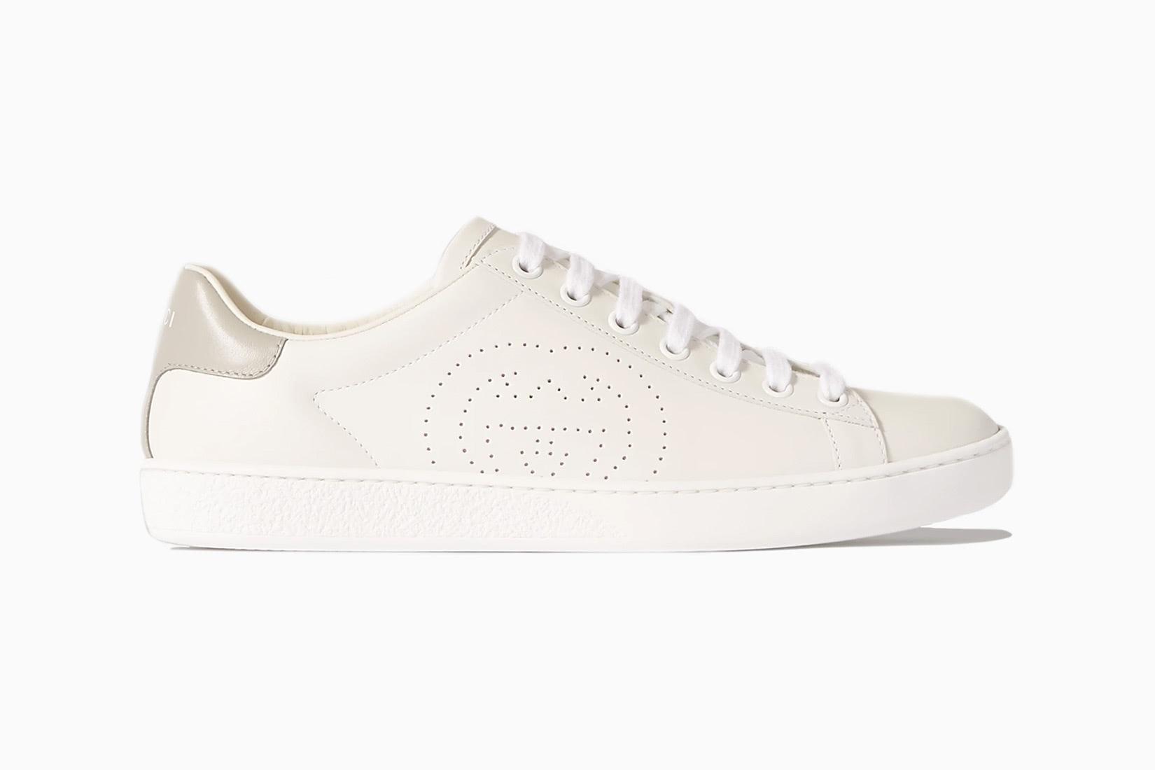 best women walking shoes gucci ace sneakers - Luxe Digital