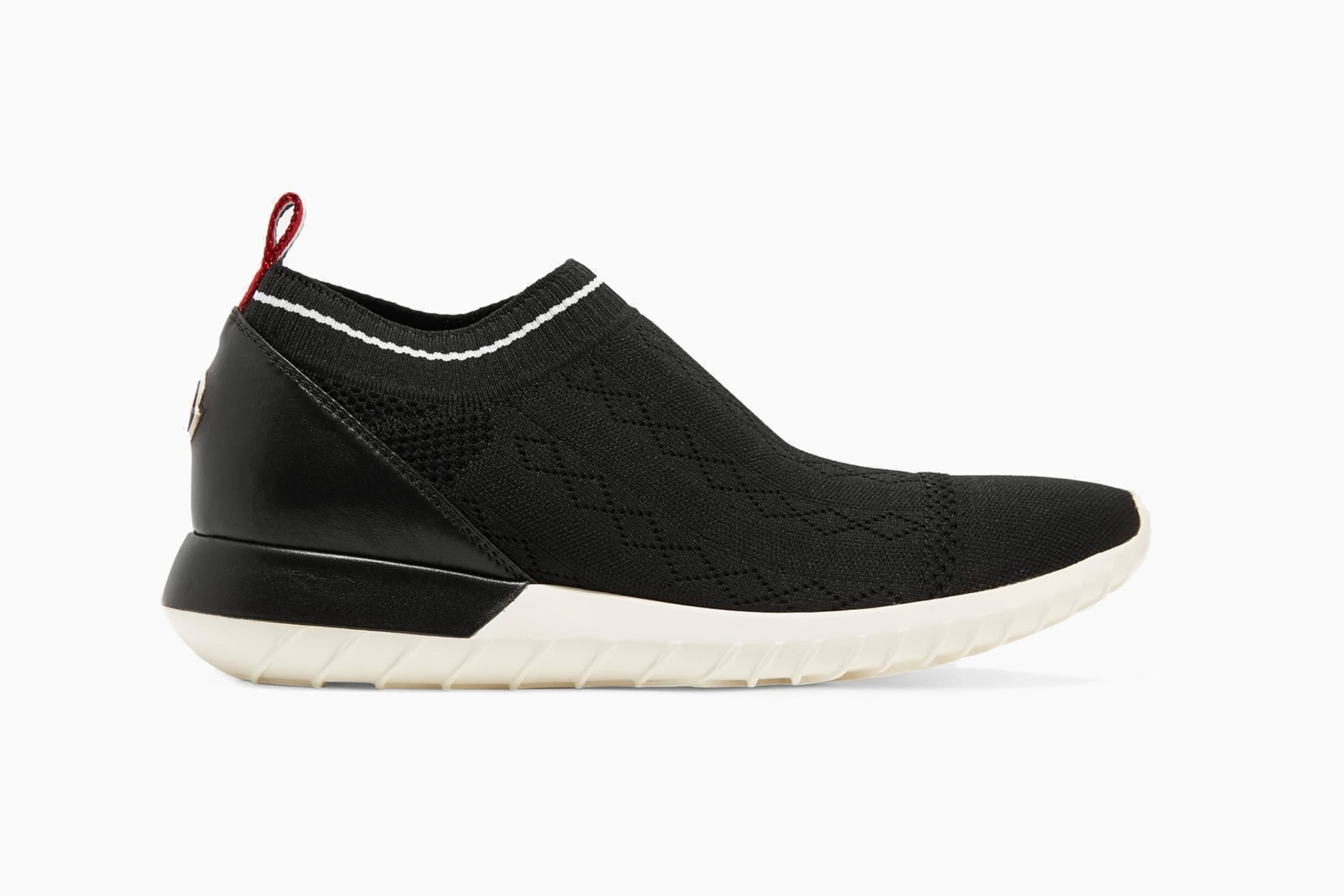 best women walking shoes moncler giroflee sneakers - Luxe Digital