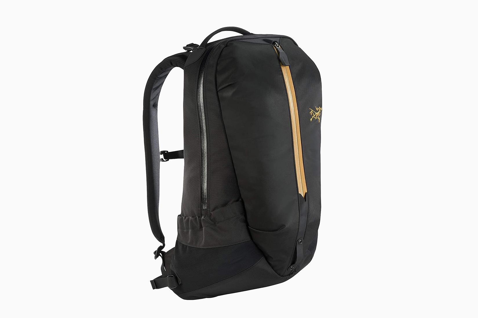 best edc backpack arc'teryx arro - Luxe Digital