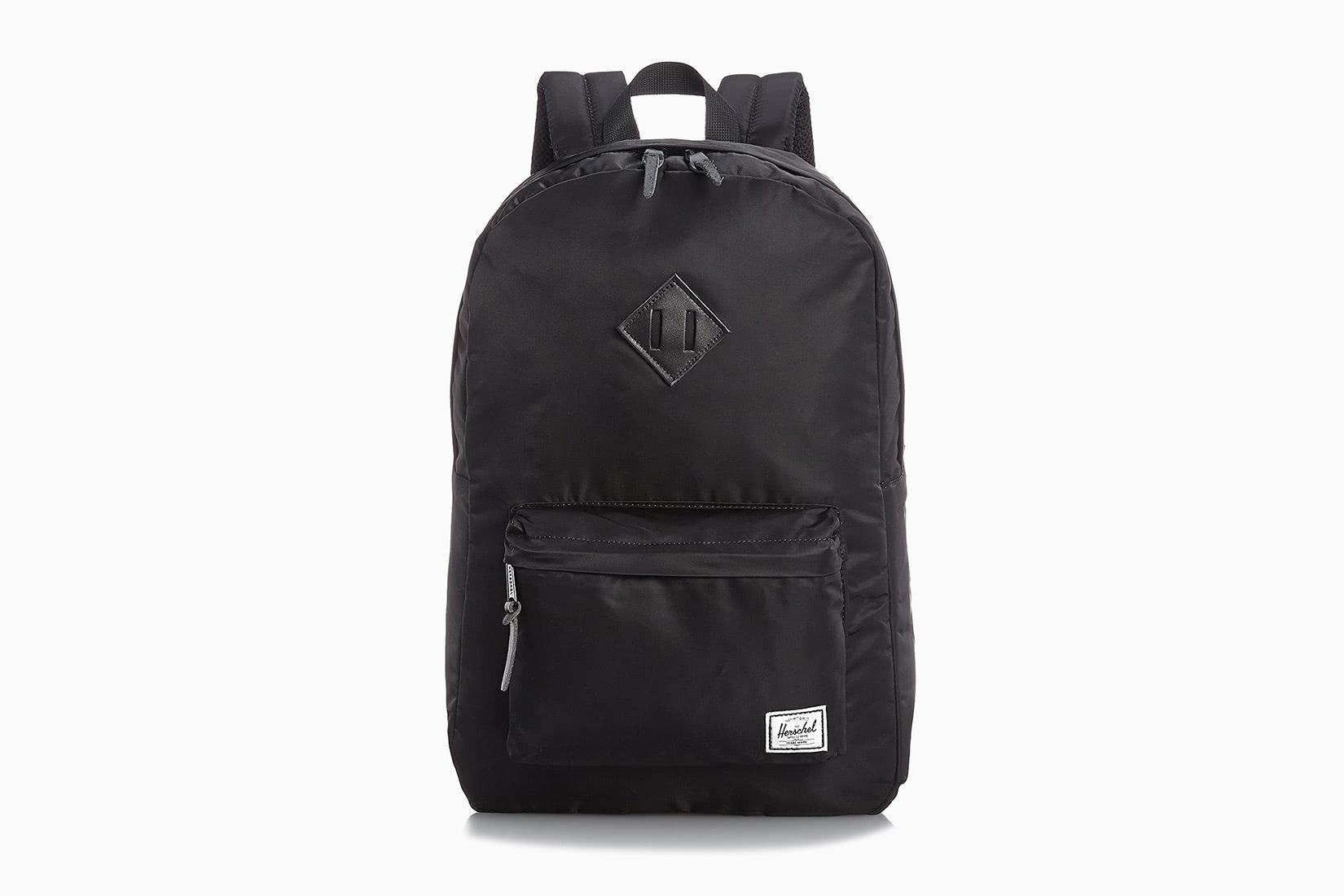 best edc backpack herschel heritage - Luxe Digital