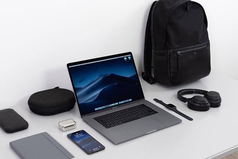 best edc backpack laptop - Luxe Digital