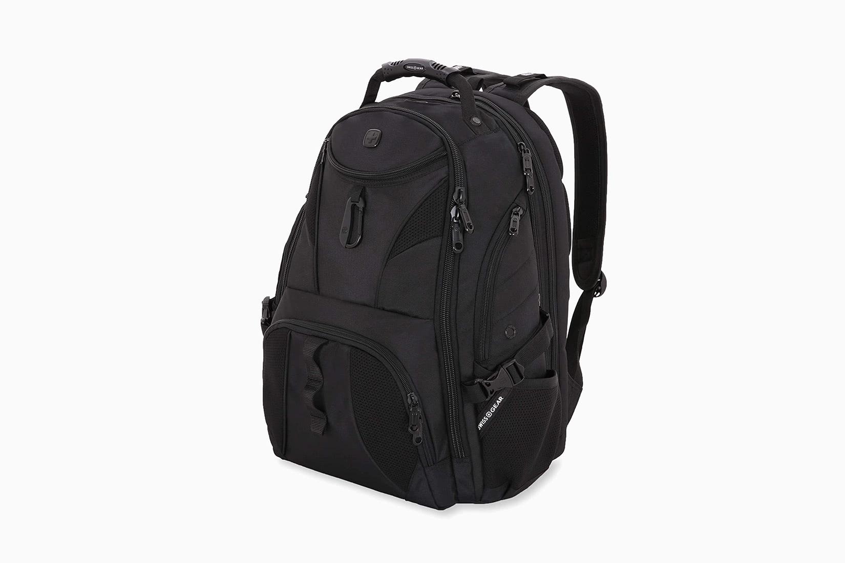 best edc backpack swissgear scansmart - Luxe Digital